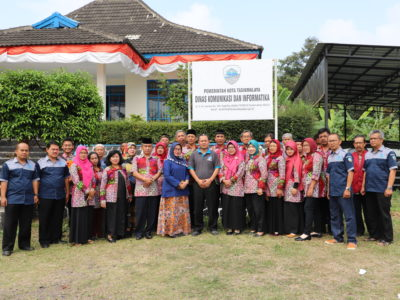 [Foto Dokumentasi] Studi Komparasi KIM Kabupaten Bantul
