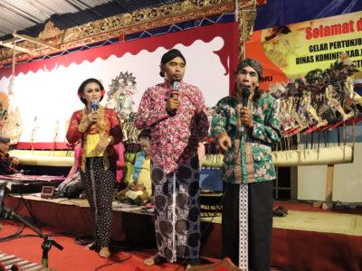 "[Video Dokumentasi] Pertunjukan Rakyat ""KIM Cemorosari"" Blantikan, Gadingsari, Sanden"