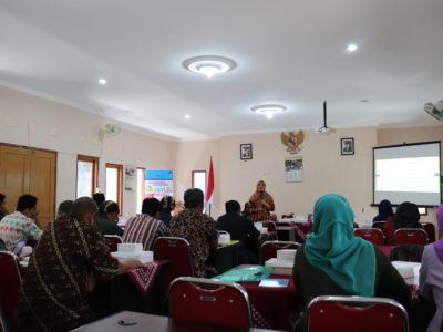 Meningkatkan Diseminasi Informasi, Kominfo Bantul Melaksanakan Sosialisasi KIM di Kecamatan Piyungan