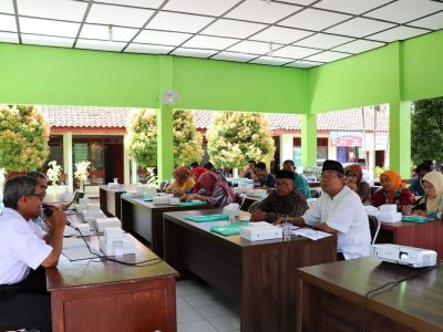 Sosialisasi KIM Tingkat Kecamatan oleh Diskominfo Bantul dilaksanakan di Kecamatan Banguntapan