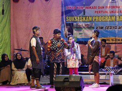 [Foto Dokumentasi] Pertunjukan Rakyat Guyon Maton KIM Sedyo Mulyo (14/06)