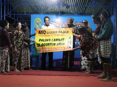 """KIM BIWARA, Dusun Ngabean Menggelar Sandiwara Dagelan Dengan Judul Cerita """"Salah Tampa"""" (15/06)"""