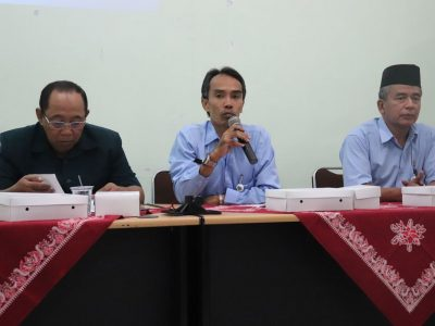 Sosialisasi KIM Tingkat Kecamatan oleh Diskominfo Bantul dilaksanakan di Kecamatan Pandak (19/06)