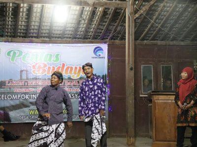 "[Foto Dokumentasi] Guyon Maton ""Keterbukaan Dana Desa"" oleh KIM Warto Mulyo Dsn. Wunut, Sriharjo (19/06)"