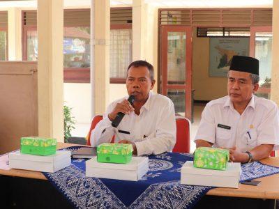 Sosialisasi KIM Tingkat Kecamatan oleh Diskominfo Bantul dilaksanakan di Kecamatan Kretek (03/07)
