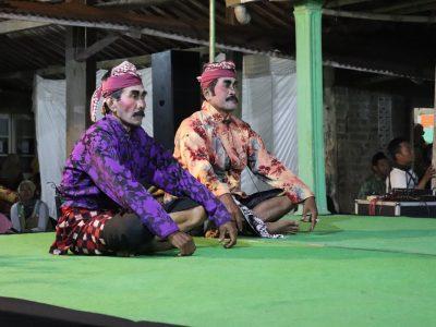 [Foto Dokumentasi] Pertunjukan Rakyat Ketoprak oleh KIM Malangan, Dsn. 13 Malangan, Srigading (18/08)