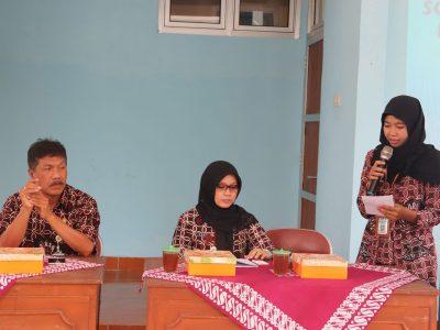 Sosialisasi KIM Tingkat Kecamatan oleh Diskominfo Bantul dilaksanakan di Kecamatan Pajangan (05/09)