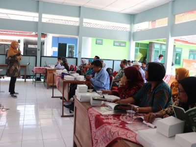 Sosialisasi KIM Tingkat Kecamatan oleh Diskominfo Bantul dilaksanakan di Kecamatan Kasihan (10/09)