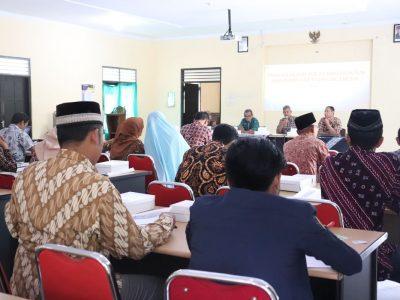 Sosialisasi KIM Tingkat Kecamatan oleh Diskominfo Bantul dilaksanakan di Kecamatan Sedayu (12/09)