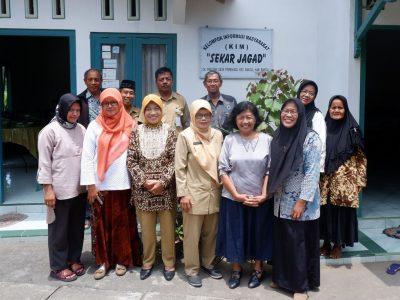 Forum Komunikasi Kelompok Informasi Masyarakat (Forkom KIM) Kabupaten Bantul Mengapresiasi Diterbitkannya Peraturan Bupati No. 18 Tahun 2019 Tentang Kelompok Informasi Masyarakat Kabupaten Bantul