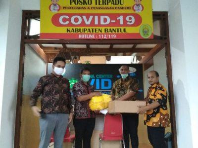 Pembentukan Gugus Tugas Penanganan Covid-19 Kabupaten Bantul