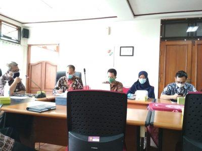 Kunjungan Kerja Deputi Ekonomi Digital ke Kabupaten Bantul