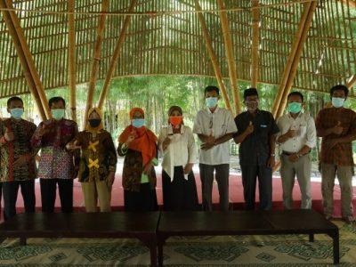 Pembentukan Pengurus Forkom KIM Kabupaten Bantul 2021-2023